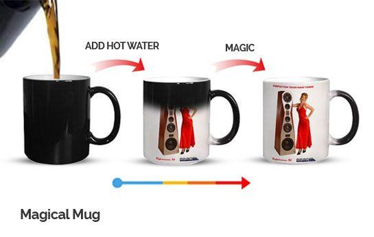 pocillos personalizados magicos