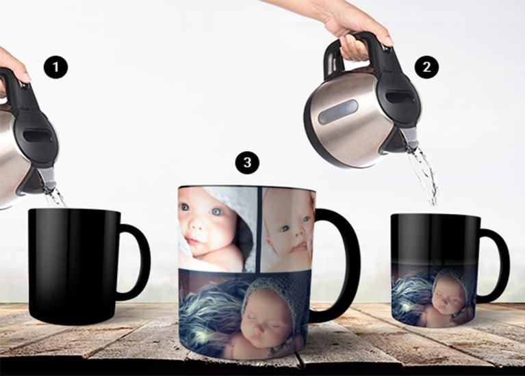 Mugs magicos personalziados