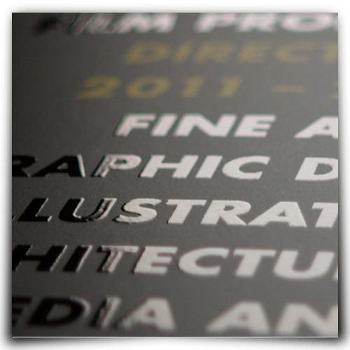 impresión de carpetas de presentación mate uv